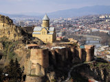 Tbilisi – jedna ze zastávek Hedvábné stezky