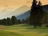 Crans Montana – Aminona, lyžování a golf v Alpách