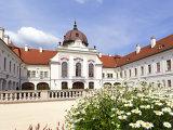 Gödöllő bylo výletní rezidencí královského páru