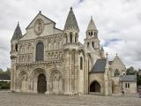 Poitiers je městem kostelů, hrázděných domů a malebných uliček
