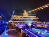 MSC GRANDIOSA - nová loď na výletních plavbách s RIVIERA TOUR